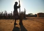 Mozambique, Tete province, Muchamba village