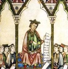 alfonso x el sabio, recopilador de las cantigas de santa maría