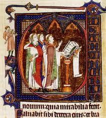 El canto gregoriano fue el único repertorio musical de la Edad Media que llegó a todos las clases sociales y a todos los rincones de la cristiandad.
