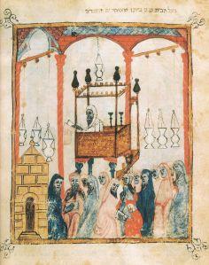 Las liturgias cristianas orientales y occidentales comparten un ancestro en la liturgia sinagogal judía.