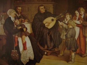 La reforma luterana en la música