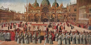 La Venecia de los Gabrieli