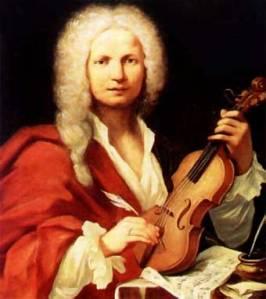 Retrato de Antonio Vivaldi (1723) por François Morellon de La Cave.