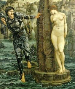 La roca de la perdición [1885-89] de Sir Edward Burne-Jones.