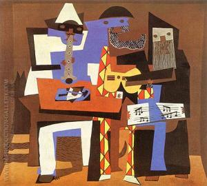 picasso_musicians