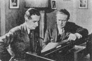 Alfredo Casella y Ottorino Respighi, dos destacados compositores de la Generación del 80.