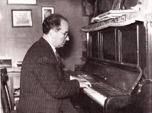 El Concierto de Aranjuez [1940] de Joaquín Rodrigo fue apropiado por el régimen franquista como emblema de su estética musical.
