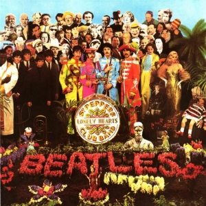 El pionero Sgt. Pepper's Lonely Hearts Club Band [1967] elevó el estatus creativo del productor musical.