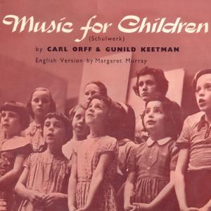 El método Orff dio forma a la enseñanza musical escolar en Alemania y otros muchos países.