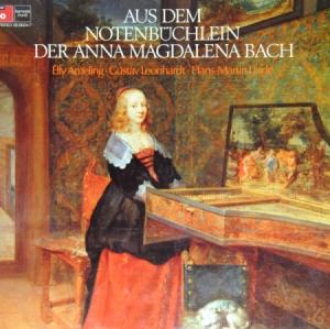 Álbum de Anna Magdalena Bach