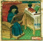"""Guillaume de Machaut, autor del virelai """"Douce Dame jolie"""""""