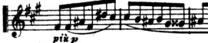 Schumann cuarteto de cuerda nº3