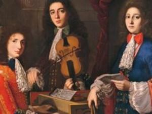 Retrato de músicos [1687], de Anton Domenico Gabbiani