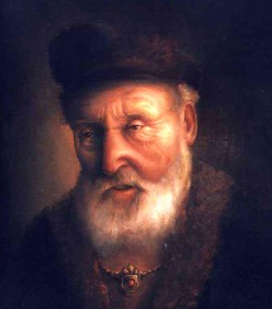 "Mr. de Sainte-Colombe, ""patriarca"" de la viola da gamba francesa."