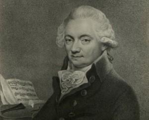 Johann Peter Salomon, el empresario que organizó los conciertos londinenses de Franz Haydn en los años  1791-92 y 1794-95.