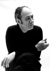 El director de orquesta y compositor René Leibowitz.