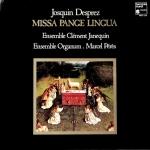Josquin - Missa Pange lingua - Ensemble Organum