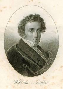 Wilhelm Müller, autor del ciclo de poemas La bella molinera.