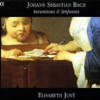 Cuatro invenciones a 2 voces de J.S. Bach sobre sujetos breves