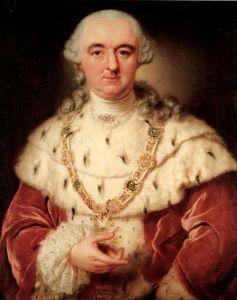 Carlos Teodoro del Palatinado y Baviera, mecenas de la Orquesta de Mannheim.